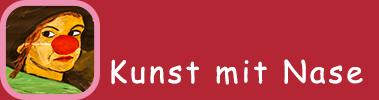 kunstmitnase Logo